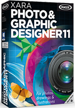 MAGIX Photo & Graphic Designer 11 электронная лицензия