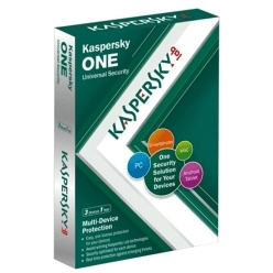 Kaspersky ONE Russian Edition. 3-Device 1 year Base Box